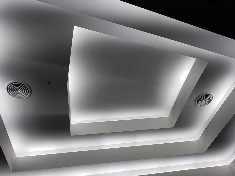 backlighting cove lighting commercial design new york