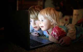 screen time affects on children
