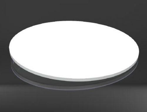 NanoFloat Round Surface